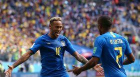 Бразилия Коста-Рика құрамасын соңғы минутта сан соқтырды
