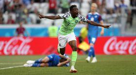 Нигерияның жеңісі немесе Аргентинаның мүмкіндігі