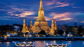 Саяхаттауға қауіпті мемлекеттер ішінен Тайланд елі көш бастап тұр