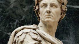 Император Цезарь келбеті қалпына келтірілді