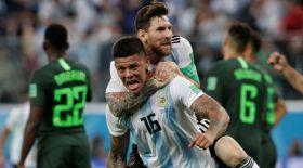Аргентина әлем чемпионатының 1/8 финалына шықты