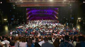 «Жайна, Астана!» салтанатты одасының премьерасы өтеді