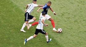 Франциядан ұтылған Аргентина құрамасы әлем чемпионатымен қош айтысты