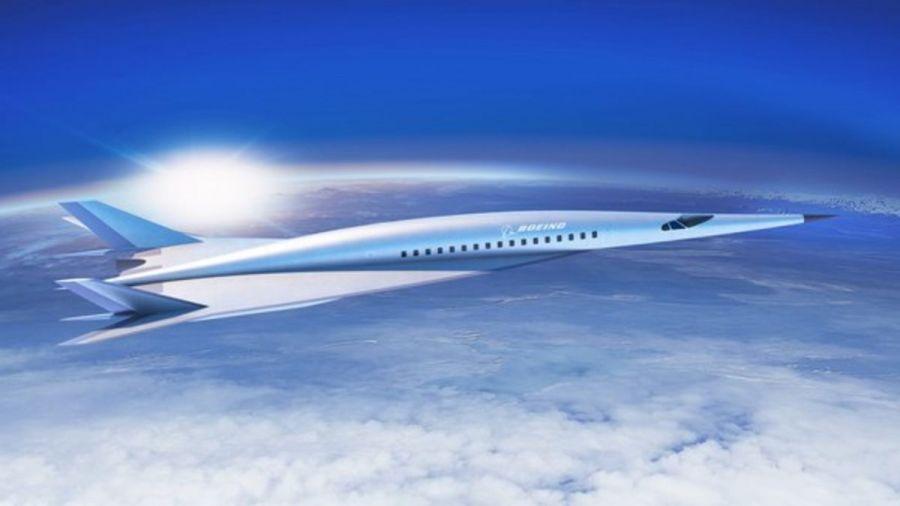 Boeing дыбыстан да жылдам ұшақ құрастырмақ