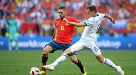 Испанияны ұтқан Ресей құрамасы ширек финалға шықты