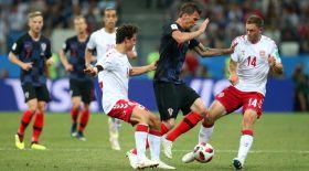 Хорватия құрамасы ширек финалда Ресеймен кездеседі