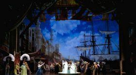 Шытырманға толы «Корсар» балетіндегі дебют