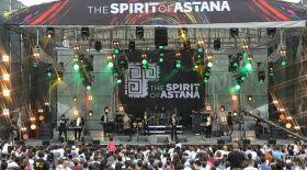 The Spirit of Astana 2018. Елорданың 20 жылдығына арналған сый. Live
