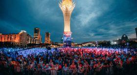 2 күн. The Spirit of Astana 2018. Елорданың 20 жылдығына арналған сый. Live