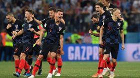 Ресей құрамасын жеңген Хорватия жартылай финалист атанды