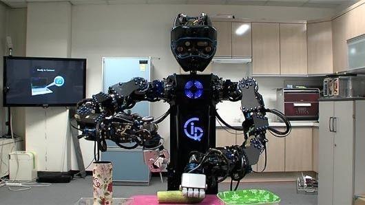 CIROS: салат жасауға арналған робот