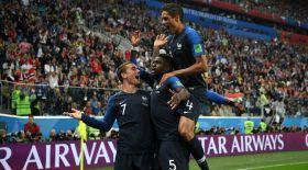 Франция финалға шықты