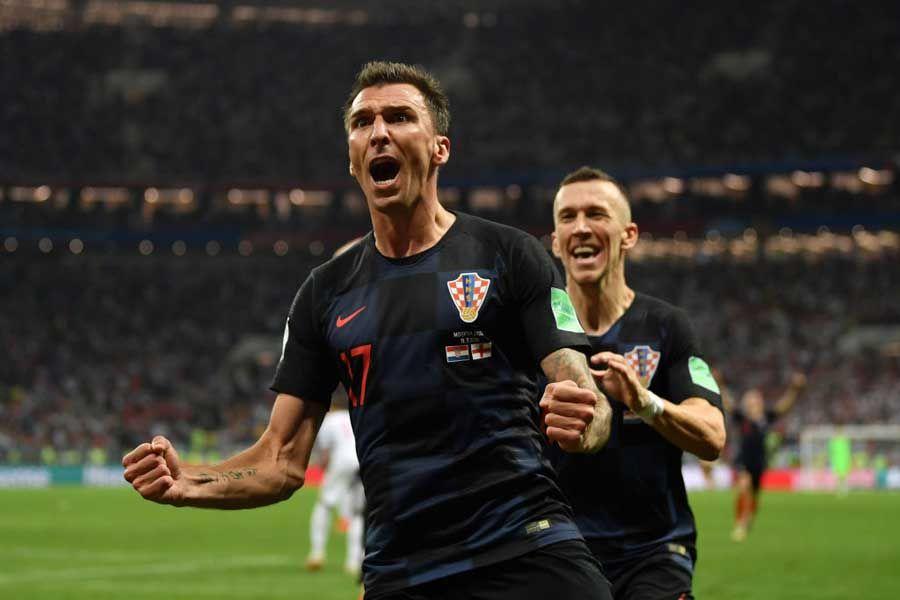 Англияны жеңген Хорватия құрамасы финалға шықты