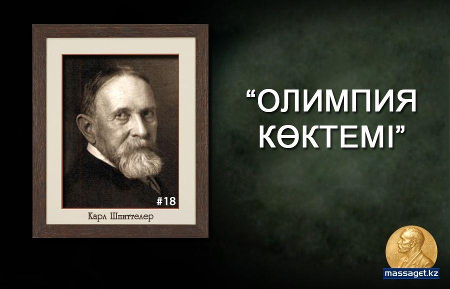 Карл  Шпиттелер: