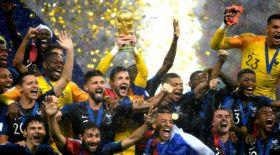 Франция – әлем чемпионы