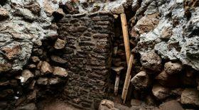 Мексикадағы жер сілкінісі ацтектердің ежелгі ғибадатханасын табуға көмектесті