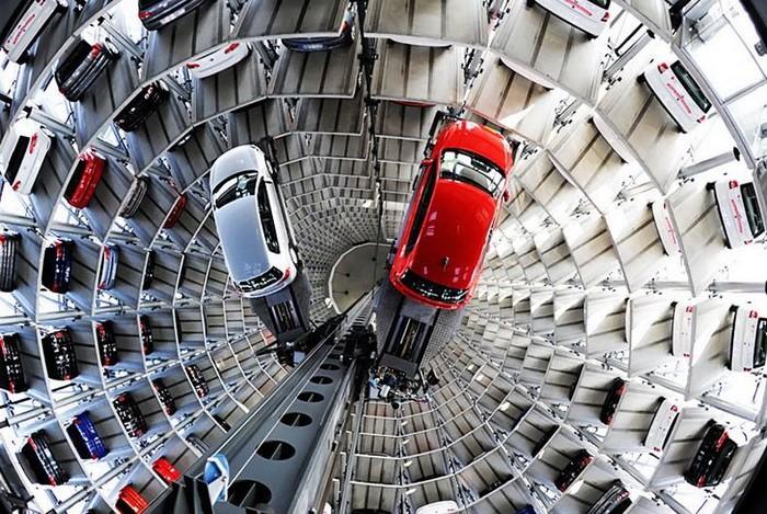Автомобиль қалашығы