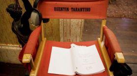 Тарантино  фильмінің түсірілім алаңынан алғашқы суреттер жарияланды