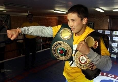Головкин WBA тұжырымының чемпионы атанды