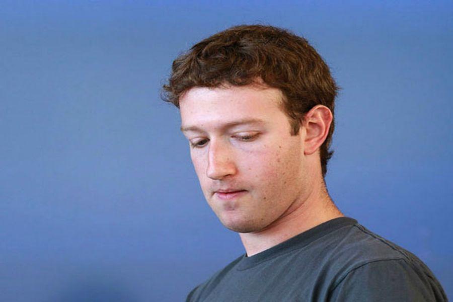 Марк Цукерберг 1 күнде 17 млрд доллардан айырылды