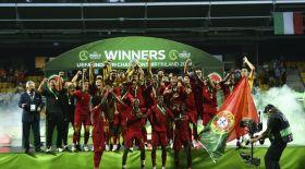 Португалия жастар құрамасы Еуропа чемпионы атанды