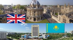 ҚазҰУ енді Оксфорд университетімен тығыз байланыста болады