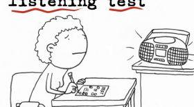 Магистратура: ағылшын тілінен тест сұрақтары. Тыңдалым #9
