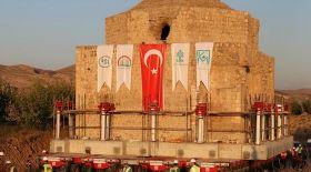 Түркияда орта ғасырдағы тарихи мұра көшірілді