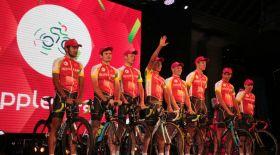 Apple Team велокомандасы жақсы нәтижелер көрсетуде