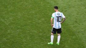 Месси жыл соңына дейін Аргентина құрамасында ойнамайды