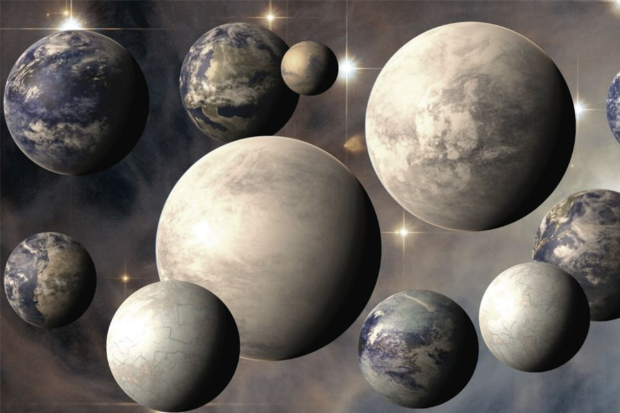 NASA Жерге ұқсас 44 планетаны анықтады