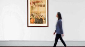 Кинематография тарихындағы ең алғашқы постер бәссаудаға қойылады
