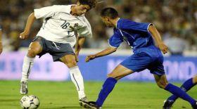 Роналду ұлттық құрамадағы алғашқы ойынын Қазақстанға қарсы өткізген