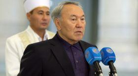 Нұрсұлтан Назарбаев қазақстандықтарды Құрбан айт мейрамымен құттықтады