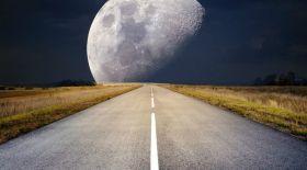 NASA Айға ғарышкерлер ұшырады