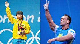 Илья Ильин мен Зульфия Чиншанло ел чемпионатына қатысады