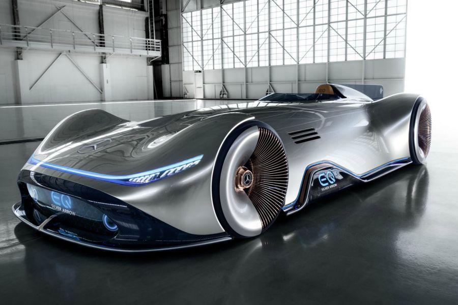 Mercedes және Audi жаңа электрокар өнімдерін ұсынды