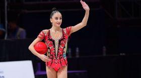 Алина Әділханова Азия ойындарының екі дүркін жеңімпазы атанды