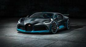 Bugatti жаңа гиперкар жасап шығарды
