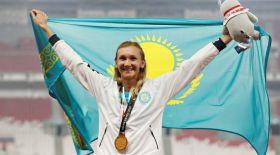XVIII жазғы Азия ойындарында жүлде алған қазақстандық спортшылар