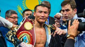 Қанат Ислам WBA рейтингінде үздіктер қатарынан шығып қалды