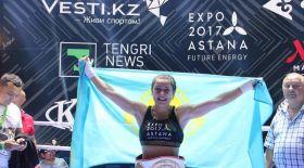 Фируза Шарипова чемпиондық атағын қорғап қалды
