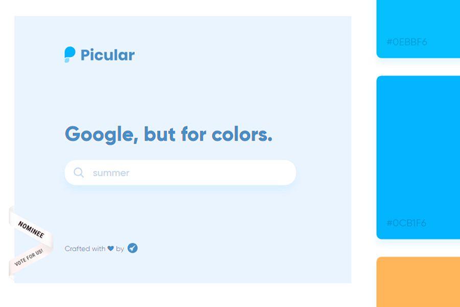 Онлайн-олжа: түрлі-түсті Google