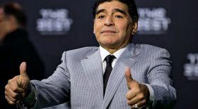 Марадона мексикалық клубтың жаттықтырушысы атанды