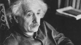 Эйнштейн хатының көшірмесі табылды