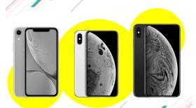 Жаңа iPhone смартфондары таныстырылды