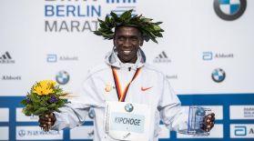 Кениялық марафоншы әлем рекордын жаңартты