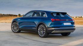 Audi алғашқы сериялы электромобильдерін ұсынды