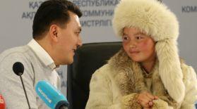 Әйгілі бүркітші қыз Айшолпан отандық фильмнің кейіпкеріне айналды