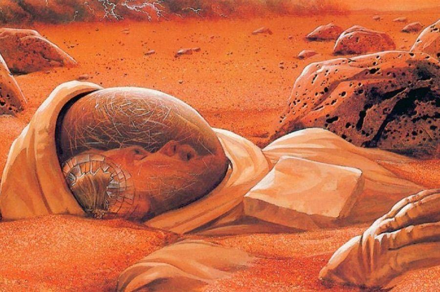 Ғарышкерлердің Марсқа ұшуы алғашқы һәм соңғы болуы мүмкін